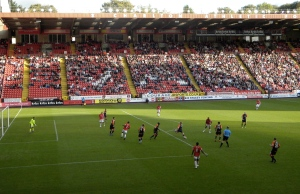 Charlton Football Match