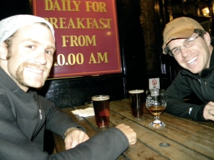 Will & Kris @ The Swan